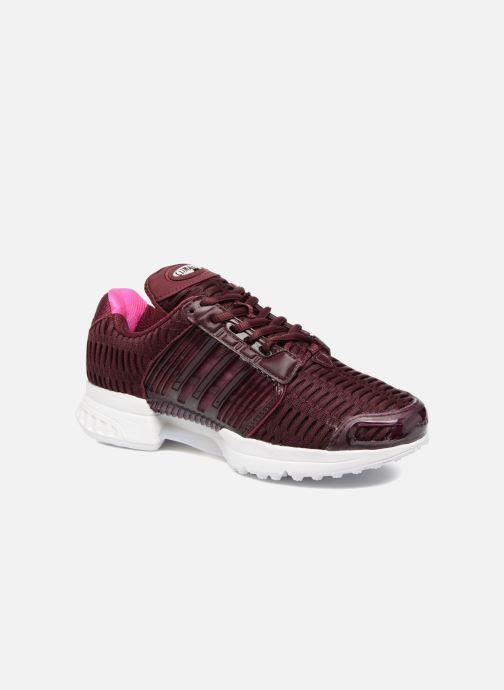 Baskets adidas originals Climacool 1 W Bordeaux vue détail/paire
