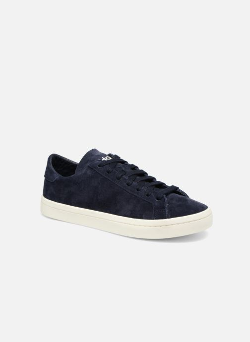 e89fd7cd399 adidas originals Courtvantage W (Blauw) - Sneakers chez Sarenza (323009)