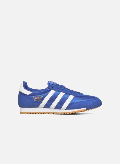 Sneakers adidas originals Dragon Og Blauw achterkant