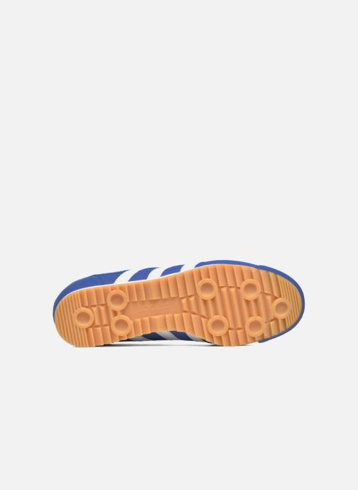 Baskets adidas originals Dragon Og Bleu vue haut