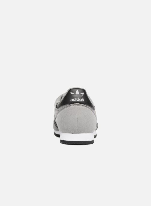 Baskets adidas originals Dragon Og Gris vue droite