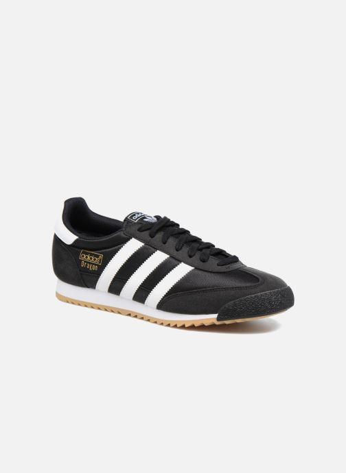 Sneakers adidas originals Dragon Og Zwart detail