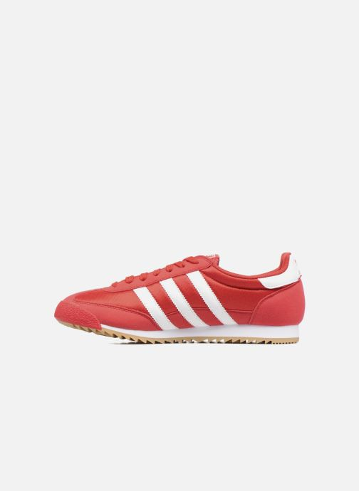 Sneakers adidas originals Dragon Og Rosso immagine frontale