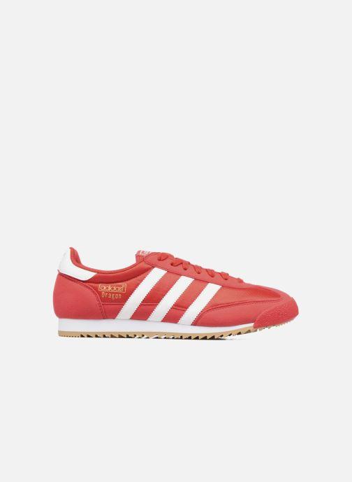 Sneaker adidas originals Dragon Og rot ansicht von hinten