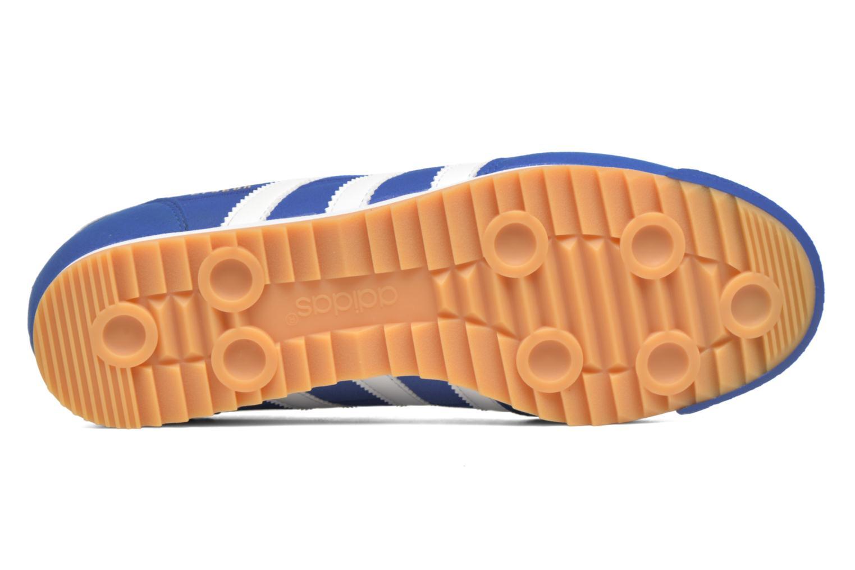 Baskets Adidas Originals Dragon Og Bleu vue haut