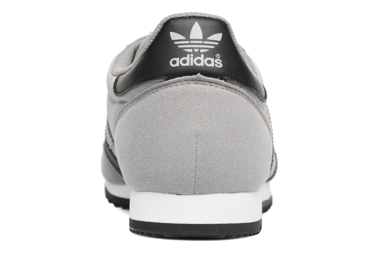 Baskets Adidas Originals Dragon Og Gris vue droite