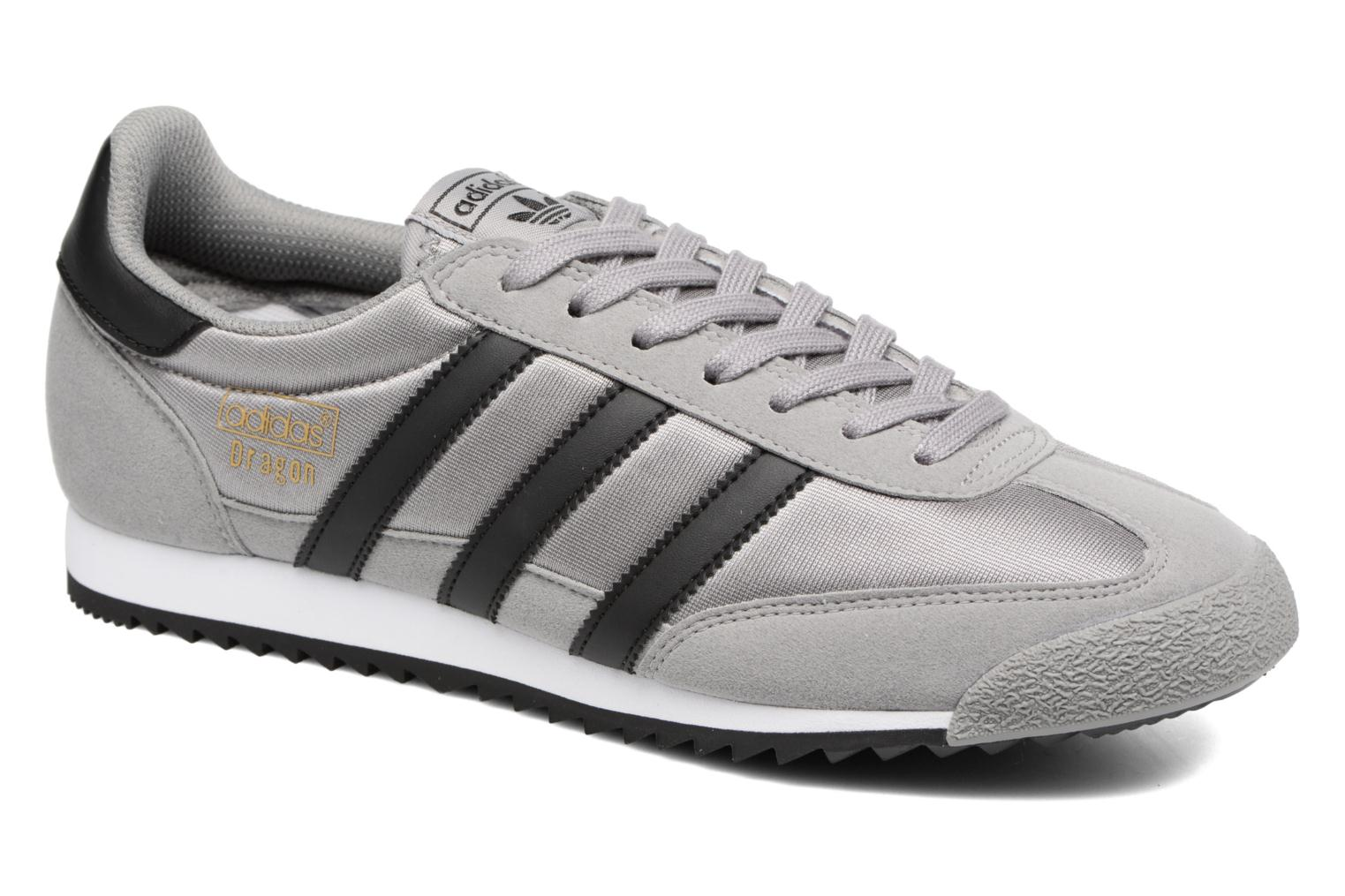 Baskets Adidas Originals Dragon Og Gris vue détail/paire