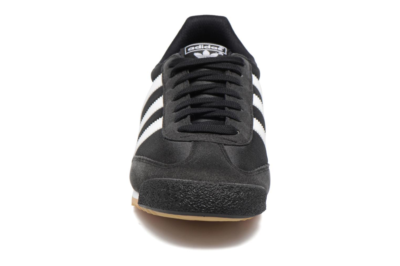 Baskets Adidas Originals Dragon Og Noir vue portées chaussures