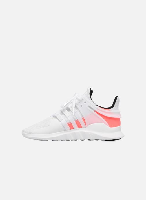Deportivas adidas originals Eqt Support Adv W Blanco vista de frente