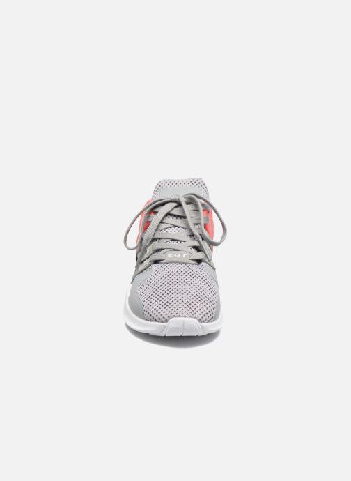 Baskets adidas originals Eqt Support Adv W Gris vue portées chaussures