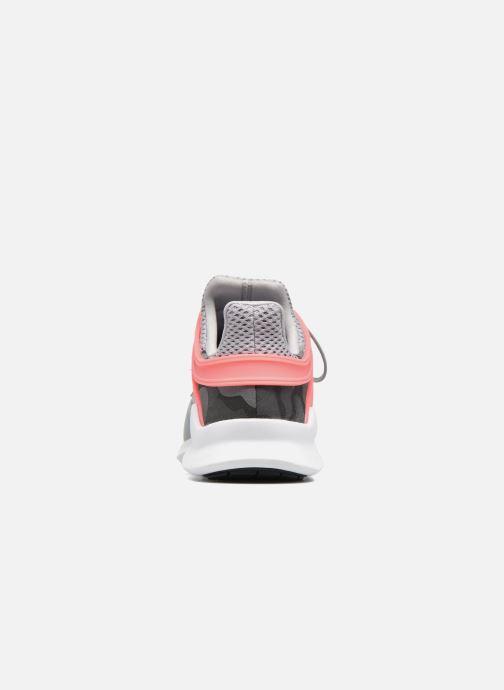 Baskets adidas originals Eqt Support Adv W Gris vue droite