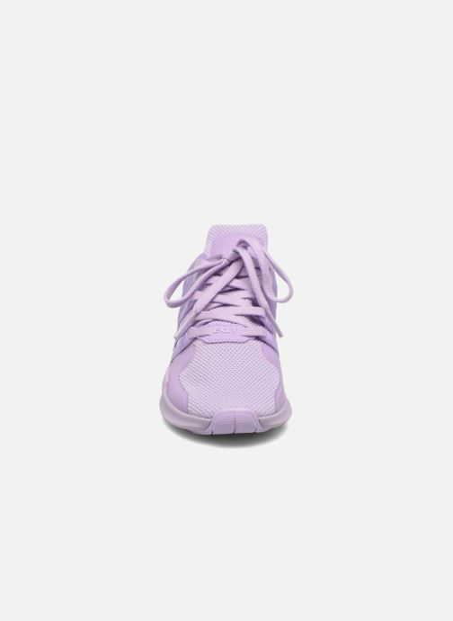 Baskets adidas originals Eqt Support Adv W Violet vue portées chaussures