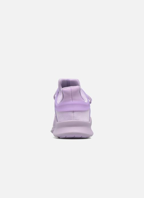 Baskets adidas originals Eqt Support Adv W Violet vue droite