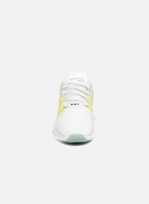 Baskets adidas originals Eqt Support Adv W Blanc vue portées chaussures