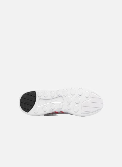 Trainers adidas originals Eqt Support Adv White view from above
