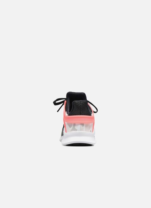 Trainers adidas originals Eqt Support Adv Black view from the right