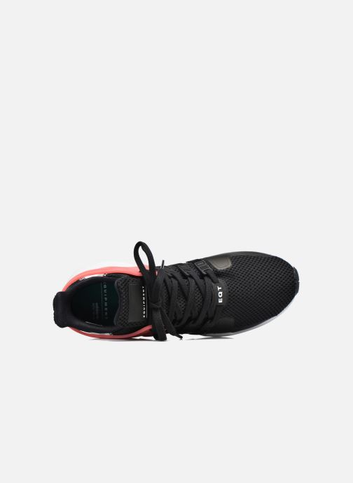 Trainers adidas originals Eqt Support Adv Black view from the left