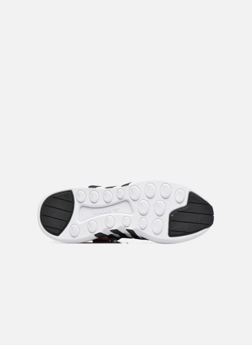 Trainers adidas originals Eqt Support Adv Black view from above