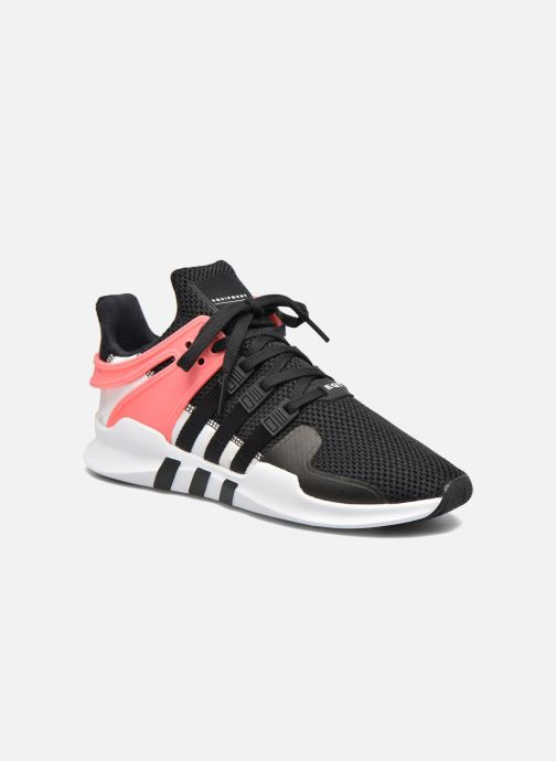 Trainers adidas originals Eqt Support Adv Black detailed view/ Pair view