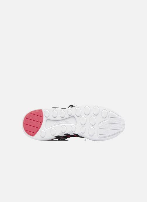 Sneakers adidas originals Eqt Support Adv Nero immagine dall'alto