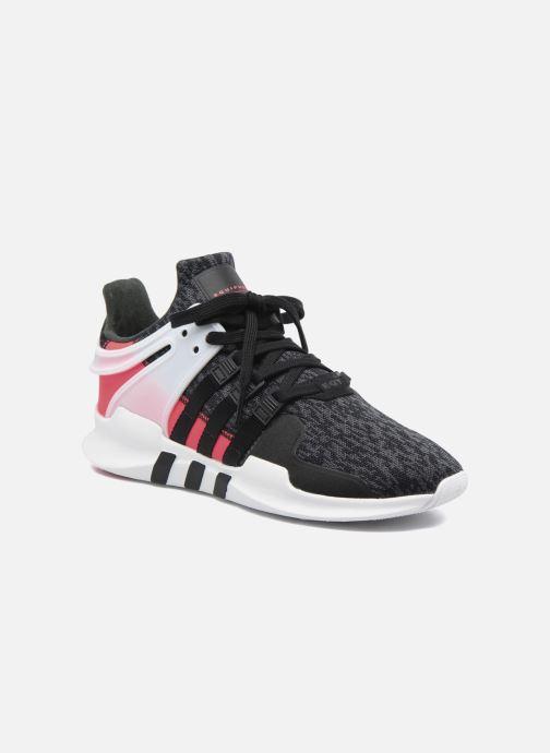 separation shoes f6004 6c42b Baskets Adidas Originals Eqt Support Adv Noir vue détailpaire