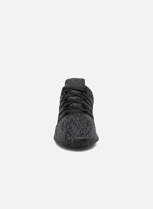 Sneaker Adidas Originals Eqt Support Adv schwarz schuhe getragen