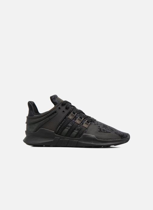 Sneakers adidas originals Eqt Support Adv Zwart achterkant