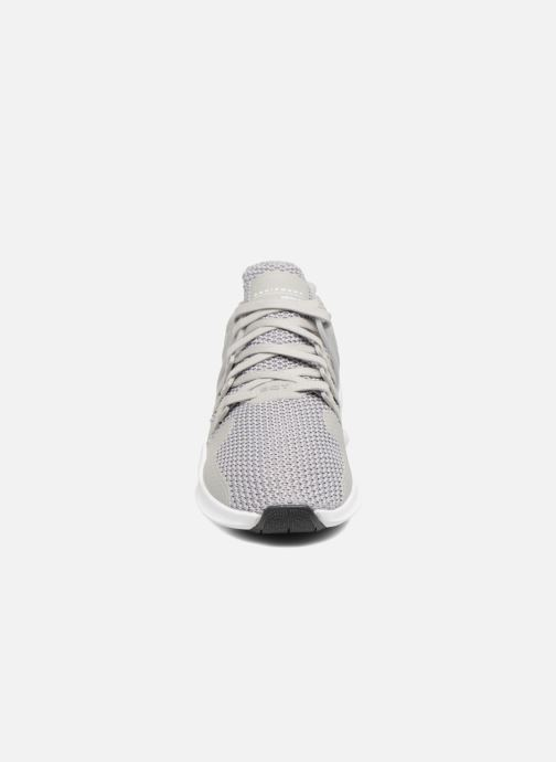Sneaker adidas originals Eqt Support Adv grau schuhe getragen