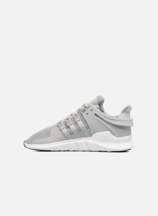 Deportivas adidas originals Eqt Support Adv Gris vista de frente
