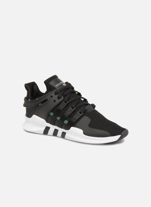 low priced 3bbe9 13b66 Trainers adidas originals Eqt Support Adv Black detailed view Pair view