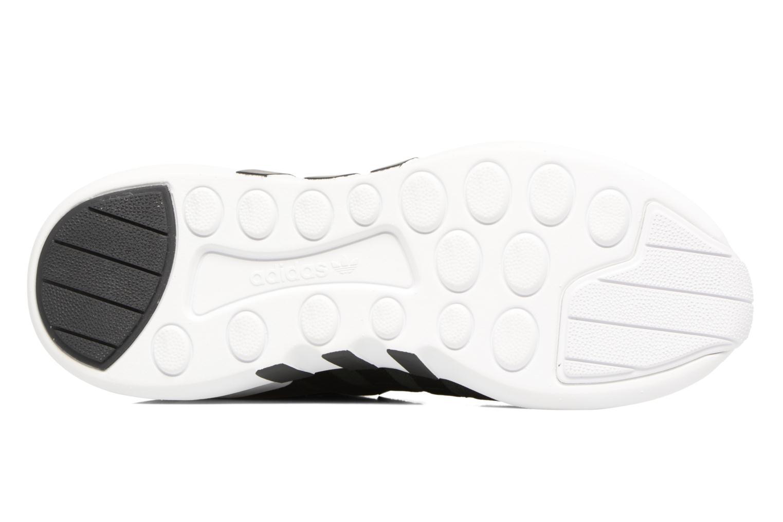 Sneaker Adidas Originals Eqt Support Adv schwarz ansicht von oben
