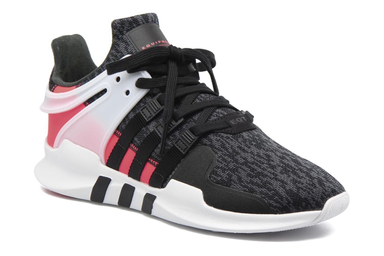 Adidas Originals Eqt Support Adv (Noir) - Baskets en Más cómodo Chaussures casual sauvages