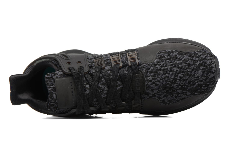 Baskets Adidas Originals Eqt Support Adv Noir vue gauche