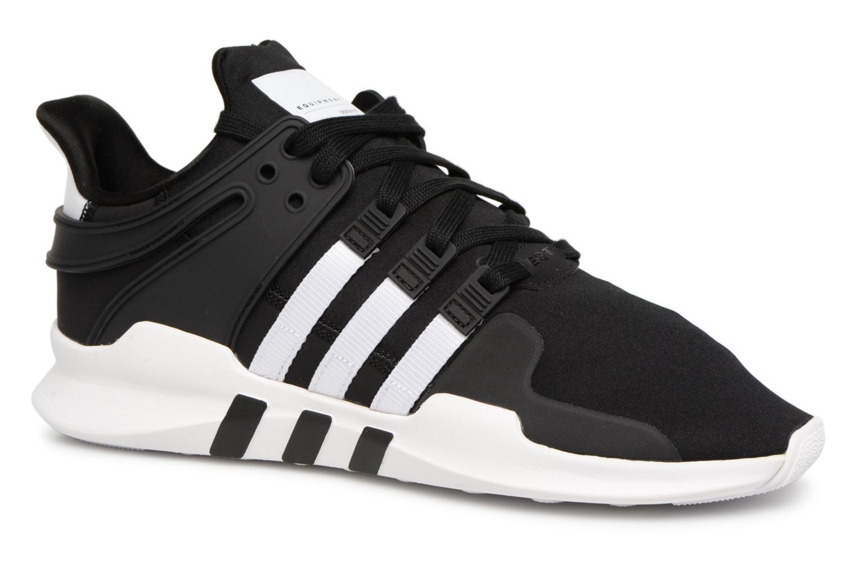 Adidas Originals Eqt Support Adv (Noir) - Baskets en Más cómodo Nouvelles chaussures pour hommes et femmes, remise limitée dans le temps