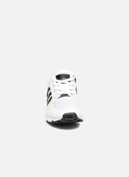 Sneakers Adidas Originals Eqt Support Rf Bianco modello indossato