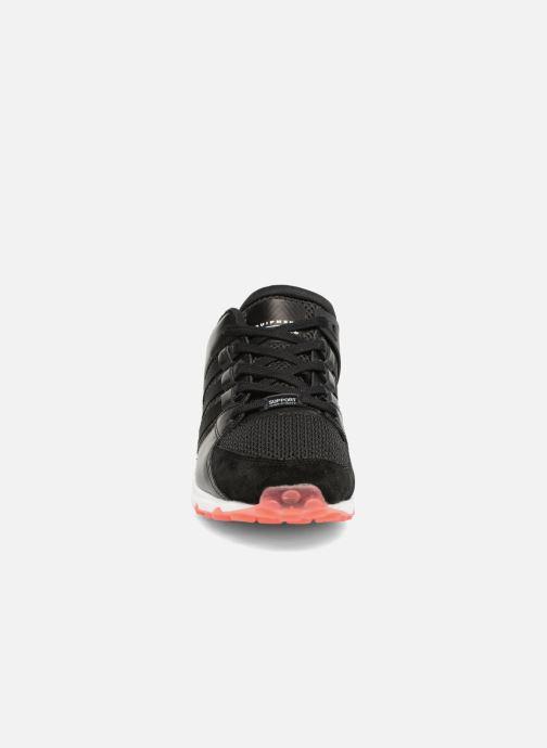 Sneaker adidas originals Eqt Support Rf schwarz schuhe getragen