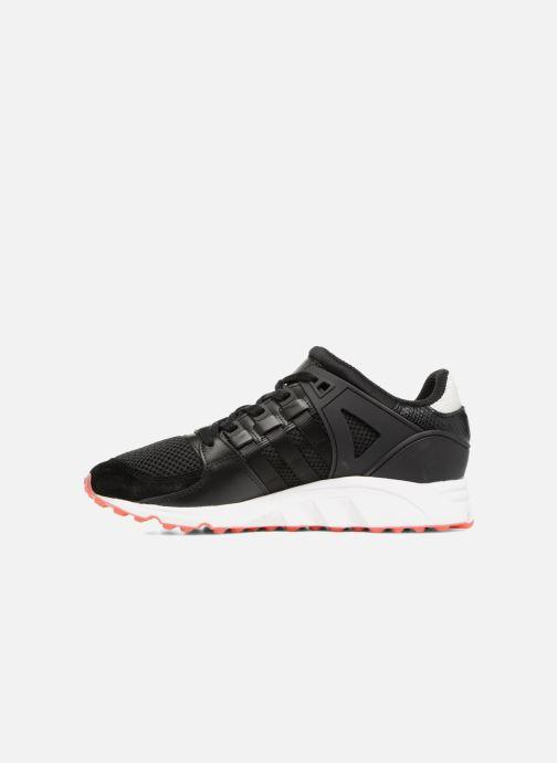 Sneaker adidas originals Eqt Support Rf schwarz ansicht von vorne