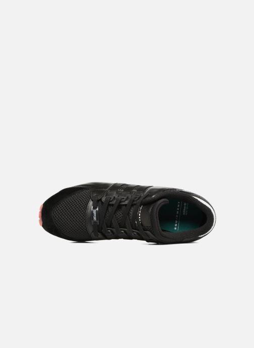 Sneaker Adidas Originals Eqt Support Rf schwarz ansicht von links