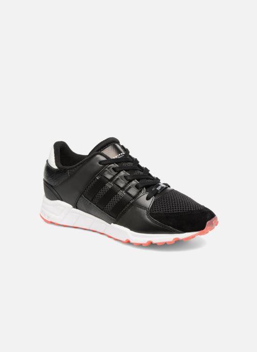 buy popular 7d6b2 73f2f Deportivas Adidas Originals Eqt Support Rf Negro vista de detalle  par