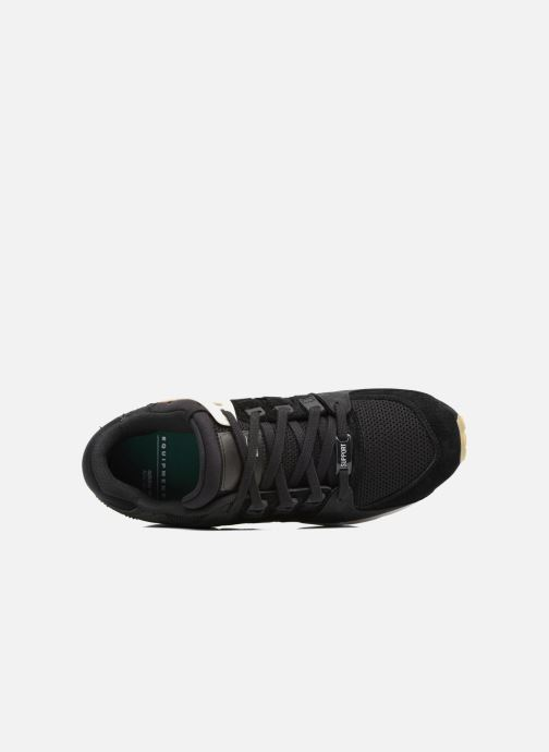 Trainers adidas originals Eqt Support Rf Black view from the left