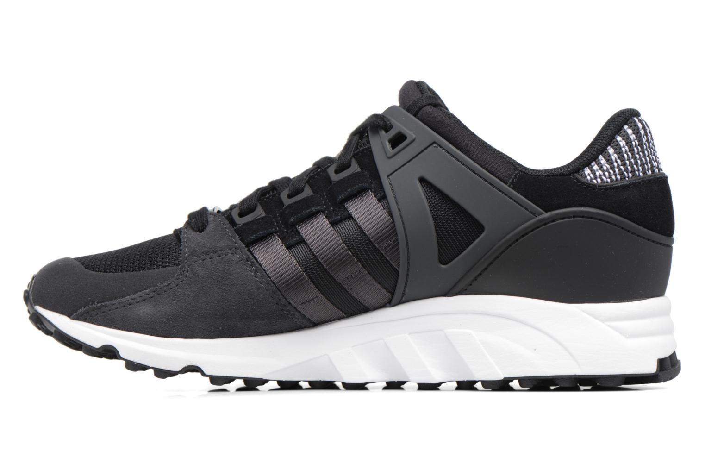 Sneakers Adidas Originals Eqt Support Rf Nero immagine frontale