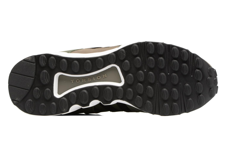 Baskets Adidas Originals Eqt Support Rf Vert vue haut