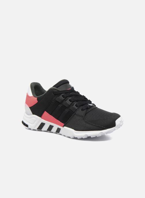 Sneaker Adidas Originals Eqt Support Rf W schwarz detaillierte  ansicht modell 60a42d1df