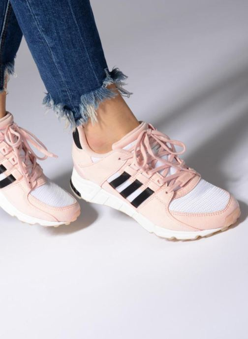 Sneakers adidas originals Eqt Support Rf W Rosa immagine dal basso