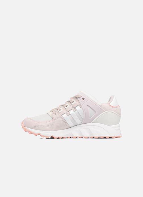 Sneakers adidas originals Eqt Support Rf W Roze voorkant