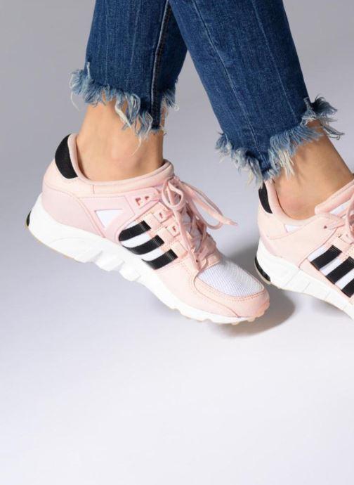 Sneakers adidas originals Eqt Support Rf W Beige immagine dal basso
