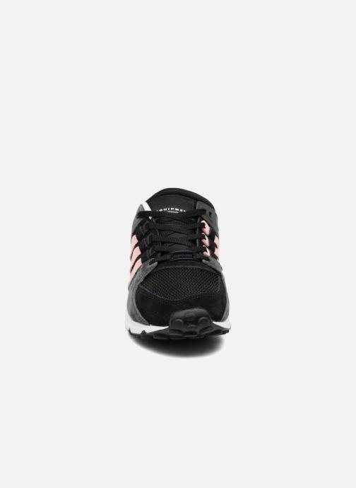 Baskets adidas originals Eqt Support Rf W Beige vue portées chaussures