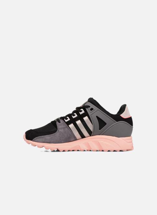 Sneakers adidas originals Eqt Support Rf W Zwart voorkant