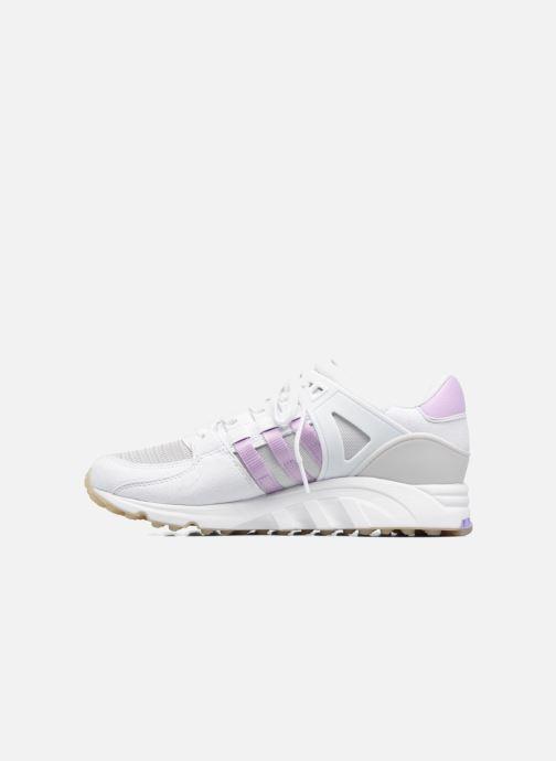 Sneakers adidas originals Eqt Support Rf W Paars voorkant