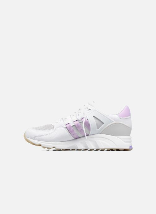Sneakers adidas originals Eqt Support Rf W Paars voorkant